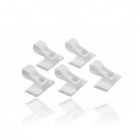 Houder van scharnierpen van vriesvakdeur voor Bosch en Siemens koelkasten - 5 stuks