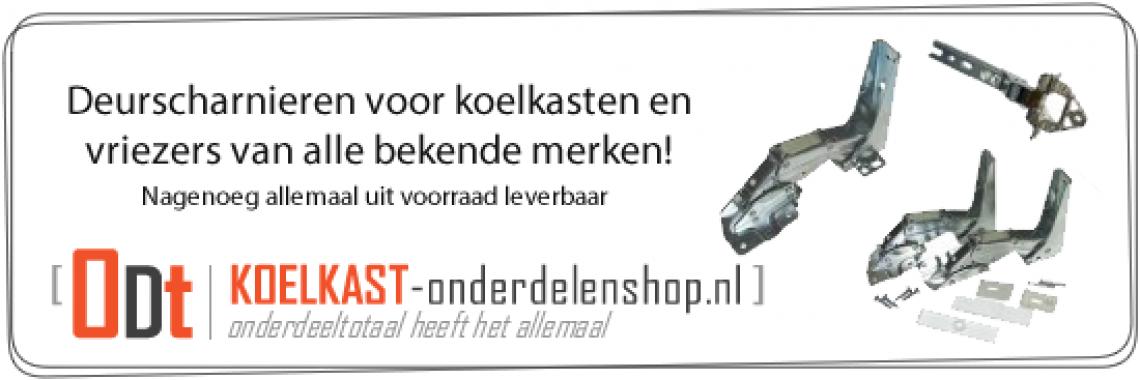 Koelkast-onderdelenshop.nl | Koelkast scharnieren alle merken